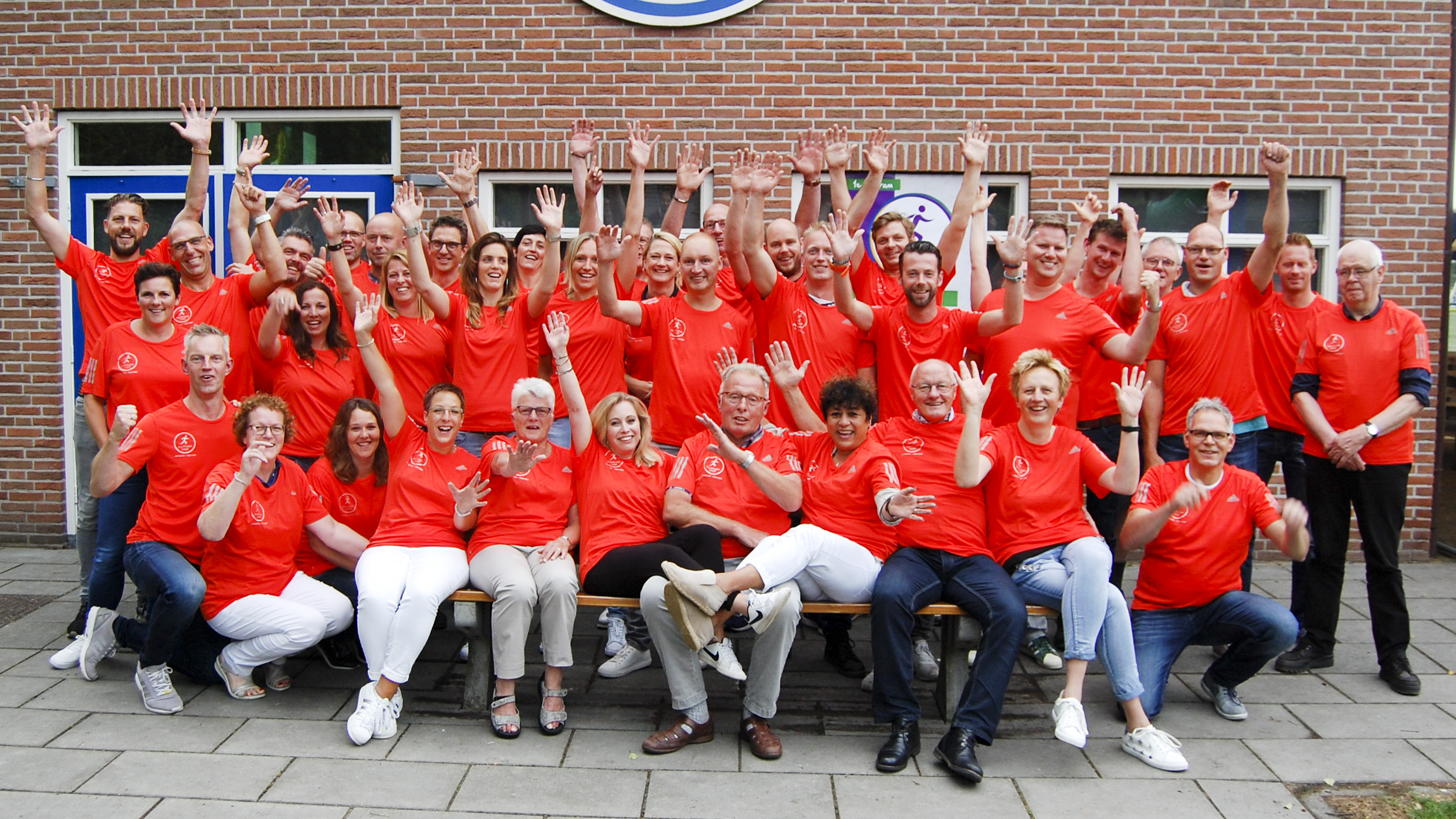 Vrijwilligers Voorthuizen Loopt