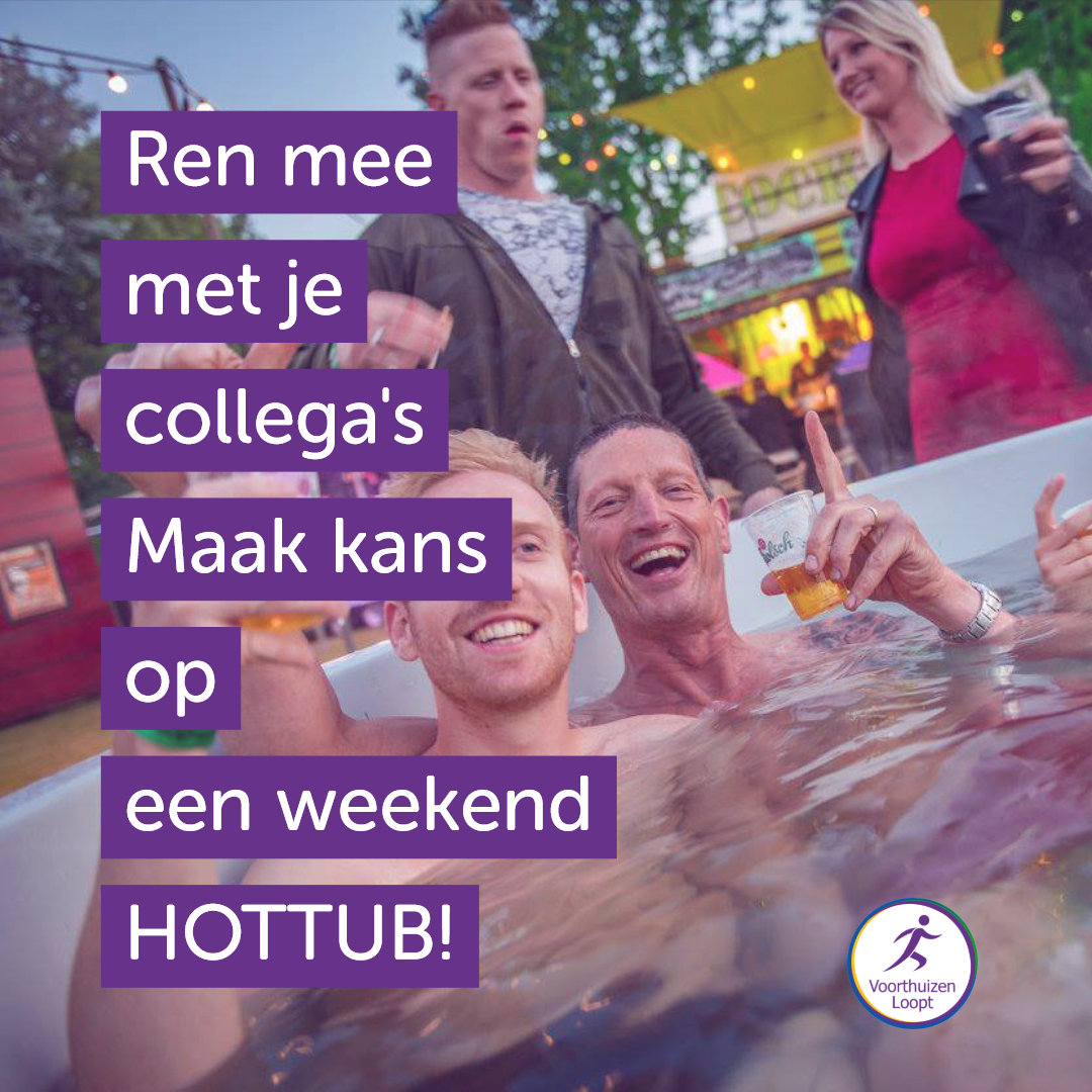 win een hottub
